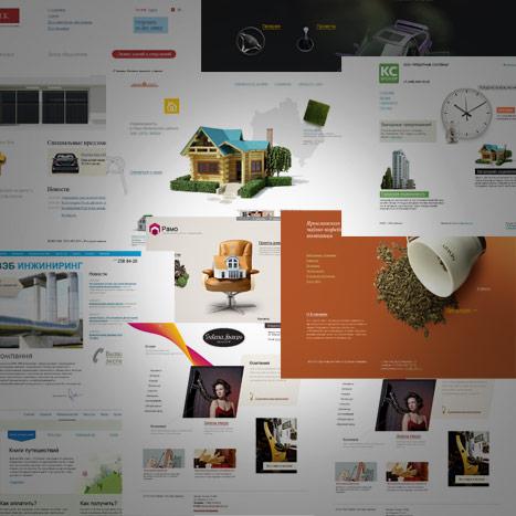 Design sites