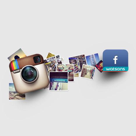 Watsons Instagram